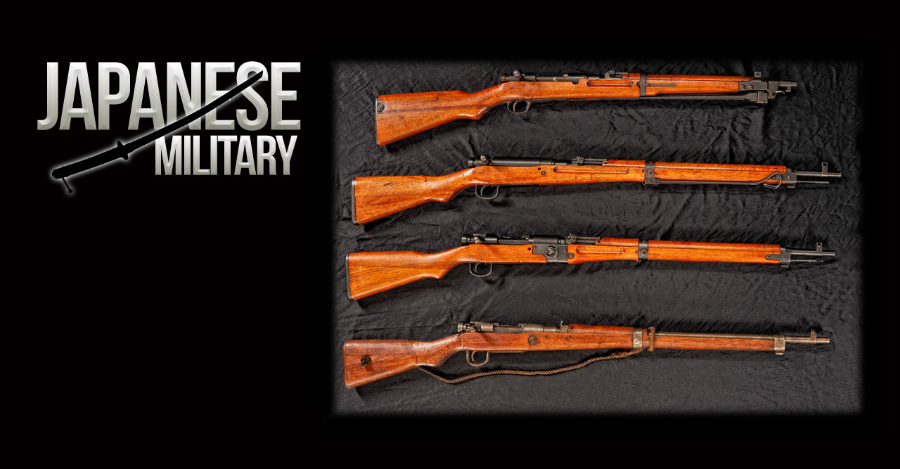 Rifles and Pistols